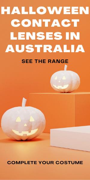 The Best Halloween Contact Lenses in Australia